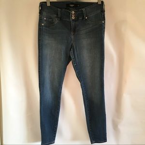 Torrid High Rise Skinny Jeans Size 12R